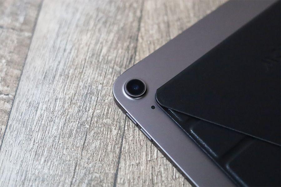 iPad用MOFT X改良型とカメラ・ライトの確認