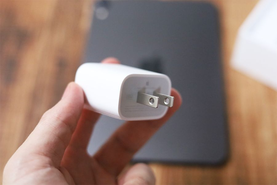 iPad mini 6の充電器