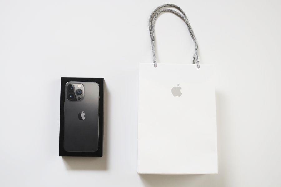iPhone13 Proを当日ショップで購入