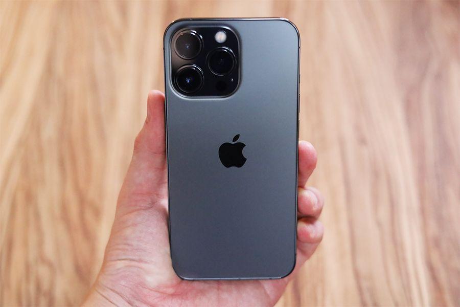 iPhone13Proの背面