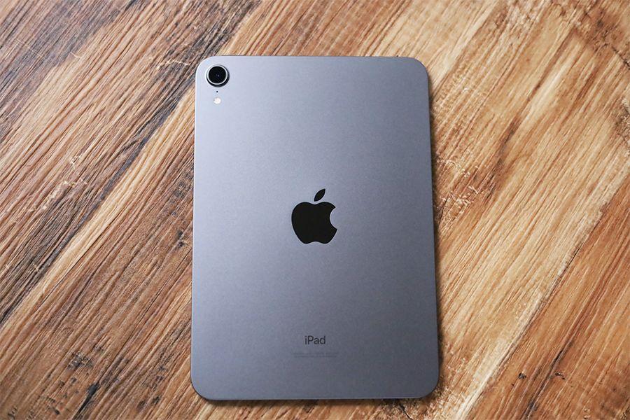 iPad mini 6の本体背面