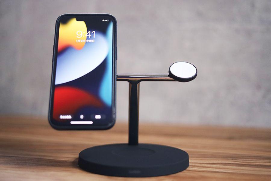 iPhone 13 Pro MagSafeと充電器